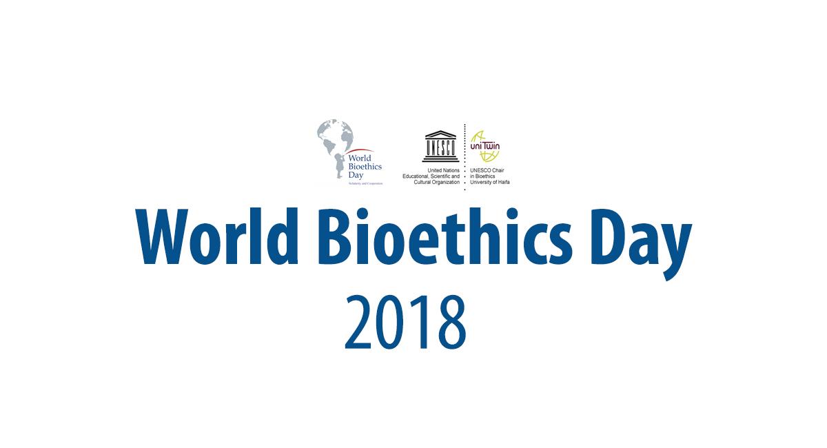 World Bioethics Day 2018